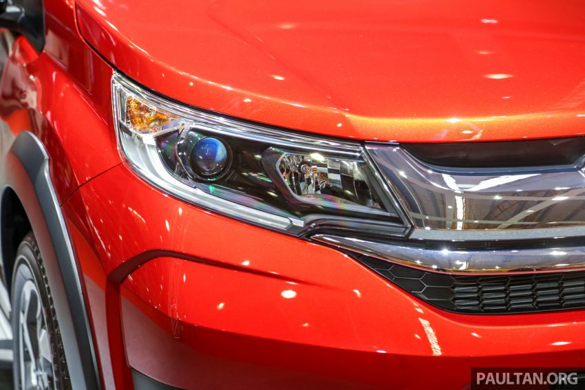Honda BR-V Special Edition – 300 units; from RM91k Image #946328