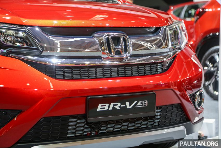 Honda BR-V Special Edition – 300 units; from RM91k Image #946330