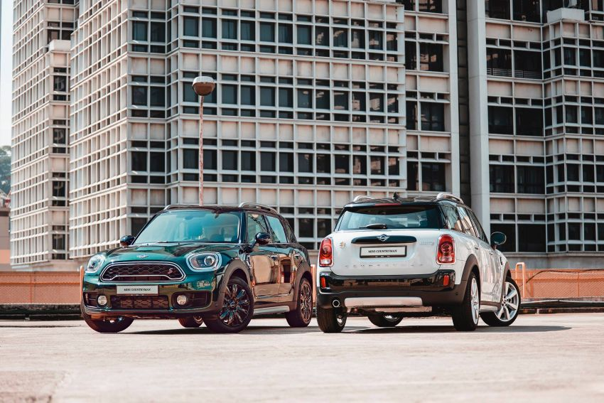 AD: Experience Urban Liberation with fantastic deals at The MINI Connected Roadshow for a limited time! Image #952889