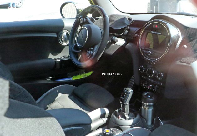 Spyshots 2020 Mini Jcw Gp On The Road And Circuit