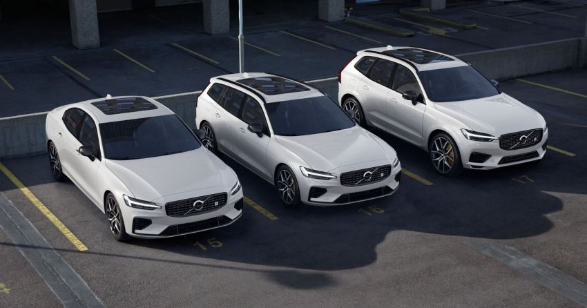 Volvo XC60 and V60 gain Polestar Engineered versions Image #942855