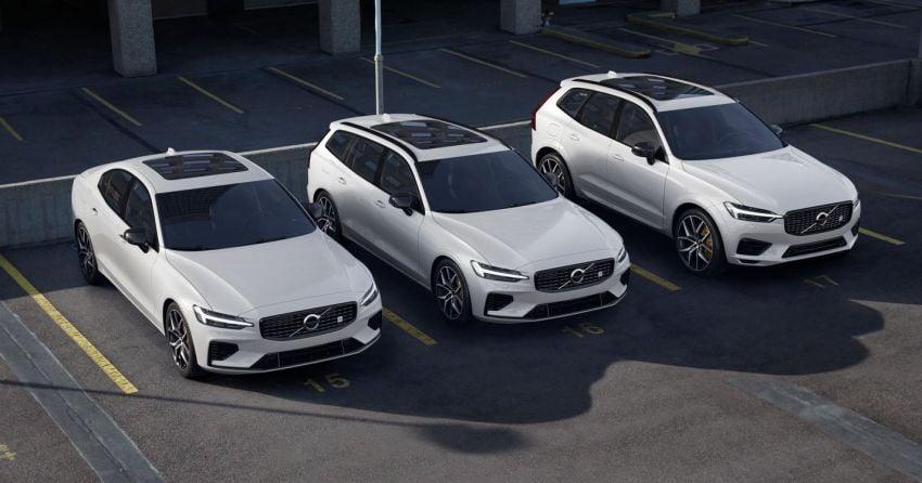 Volvo XC60 and V60 gain Polestar Engineered versions Image #942855