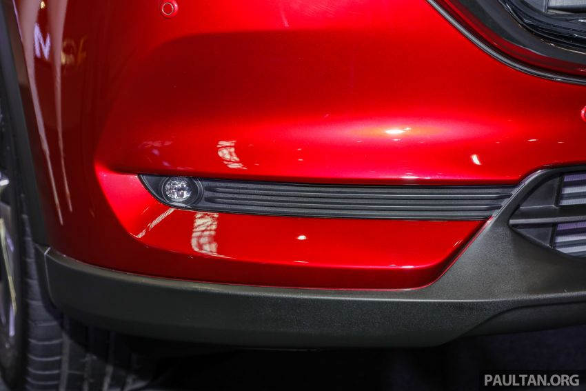 Mazda CX-8 previewed at 2019 Malaysia Autoshow Image #945554