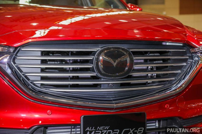 Mazda CX-8 muncul di Malaysia Autoshow 2019 Image #945508
