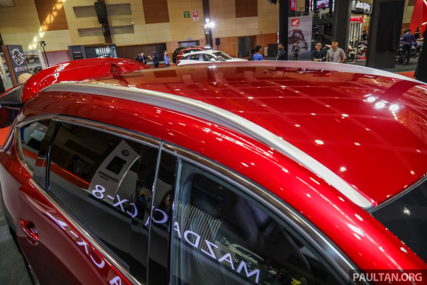 Mazda CX-8 previewed at 2019 Malaysia Autoshow Image #945564