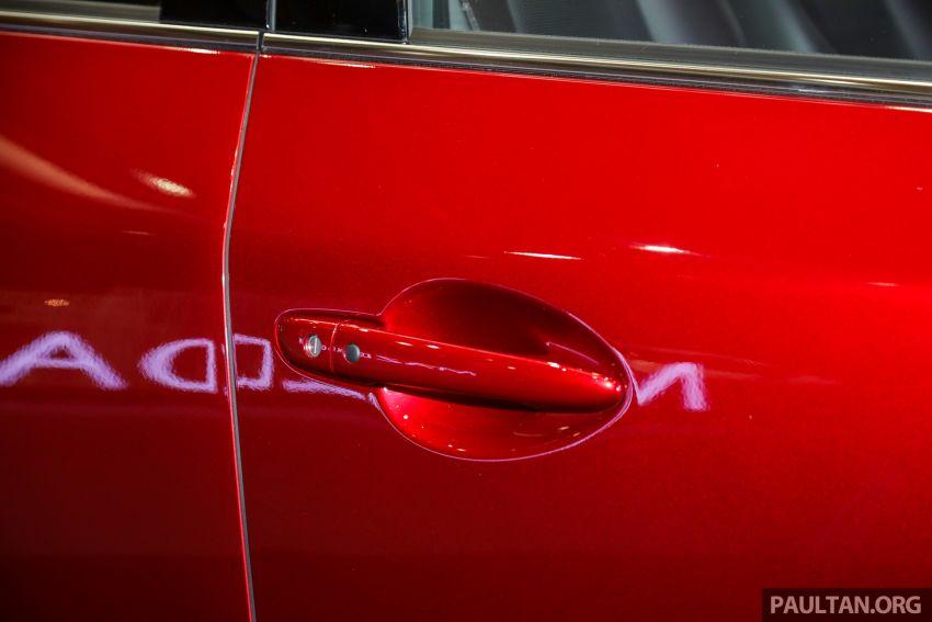 Mazda CX-8 muncul di Malaysia Autoshow 2019 Image #945518