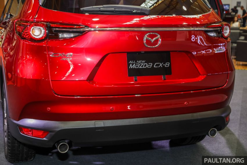 Mazda CX-8 previewed at 2019 Malaysia Autoshow Image #945581