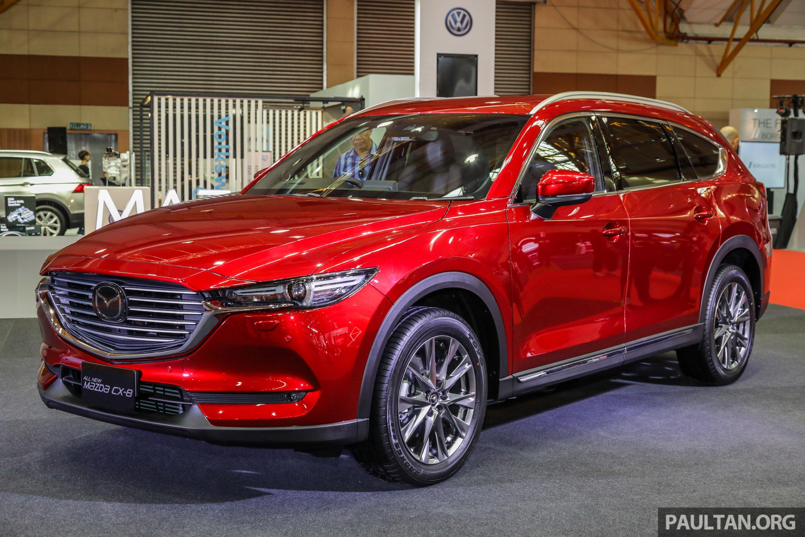 Kekurangan Mazda 8 Spesifikasi