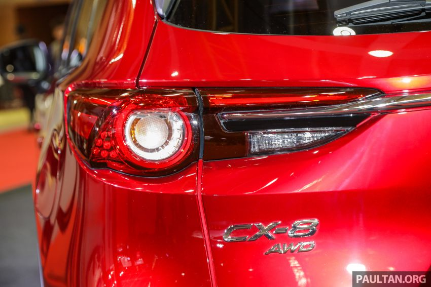 Mazda CX-8 previewed at 2019 Malaysia Autoshow Image #945582