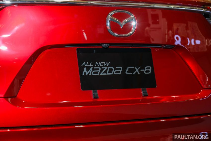 Mazda CX-8 previewed at 2019 Malaysia Autoshow Image #945584