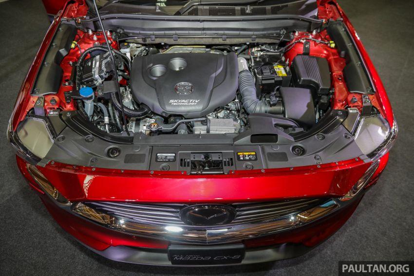 Mazda CX-8 muncul di Malaysia Autoshow 2019 Image #945537