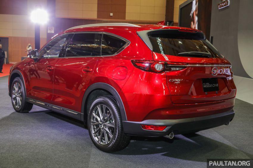 Mazda CX-8 muncul di Malaysia Autoshow 2019 Image #945495
