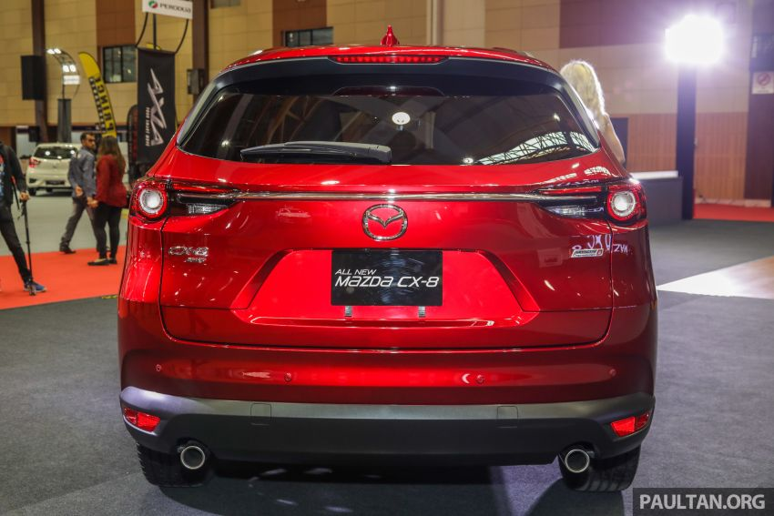 Mazda CX-8 muncul di Malaysia Autoshow 2019 Image #945501
