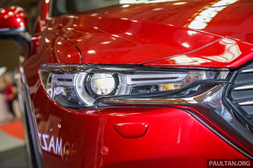 Mazda CX-8 muncul di Malaysia Autoshow 2019 Image #945504