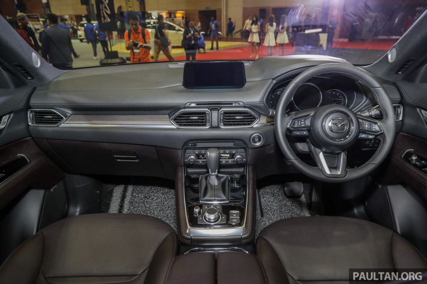Mazda CX-8 previewed at 2019 Malaysia Autoshow Image #945589