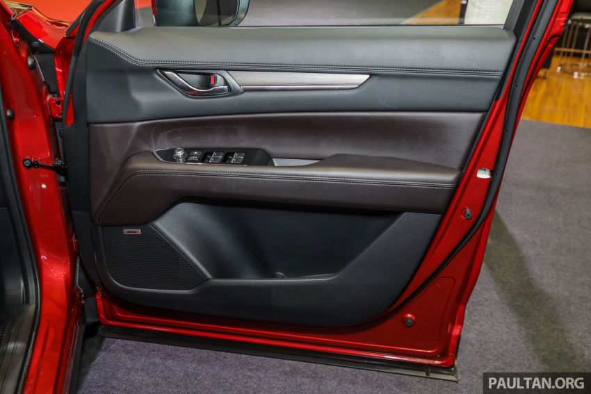 Mazda CX-8 previewed at 2019 Malaysia Autoshow Image #945603