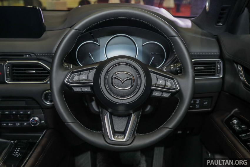 Mazda CX-8 muncul di Malaysia Autoshow 2019 Image #945551