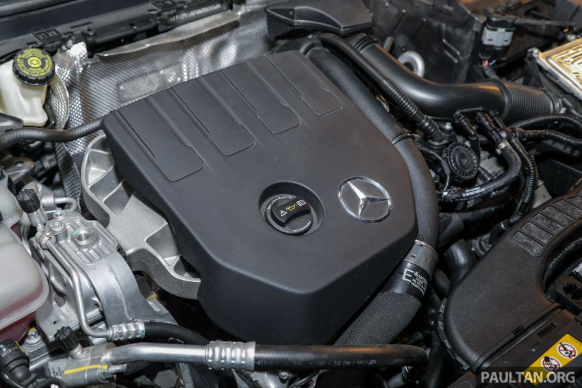 V177 Mercedes-Benz A-Class Sedan launched in Malaysia – A200 and A250 at RM230k and RM268k Image #944548