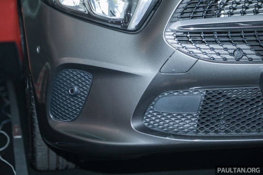 V177 Mercedes-Benz A-Class Sedan launched in Malaysia – A200 and A250 at RM230k and RM268k Image #944533