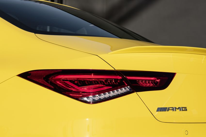 C118 Mercedes-AMG CLA35 4Matic debuts with 302 hp Image #944634