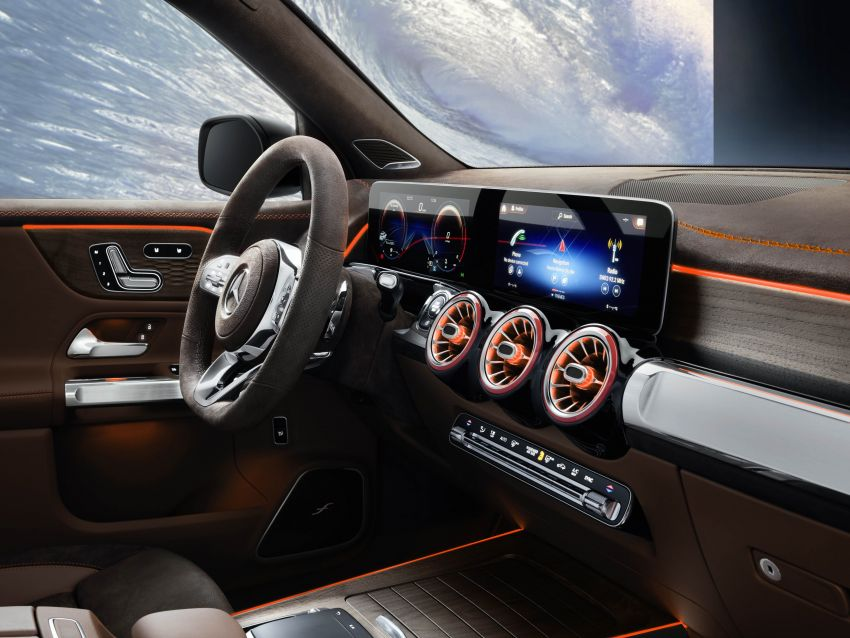 Mercedes-Benz Concept GLB unveiled in Shanghai Image #948022