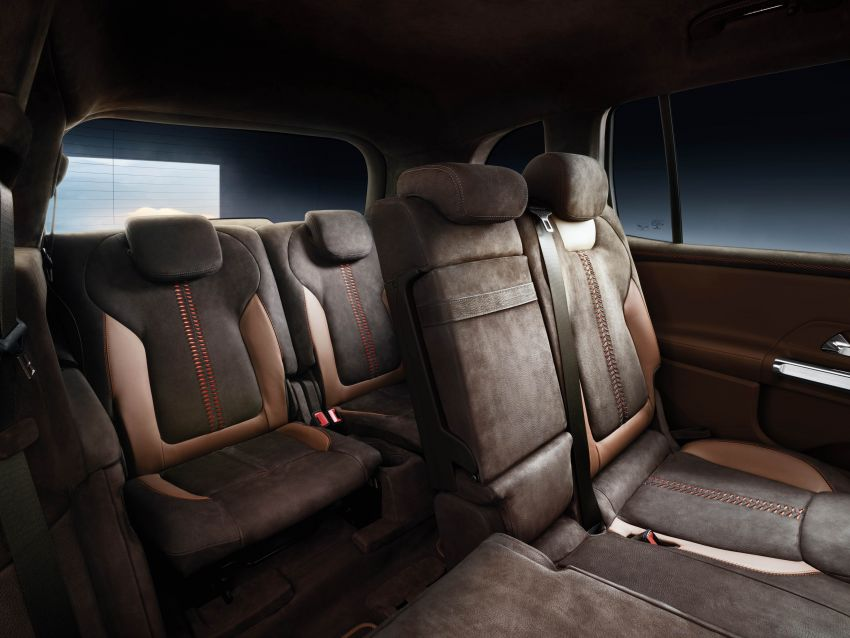 Mercedes-Benz Concept GLB unveiled in Shanghai Image #948023
