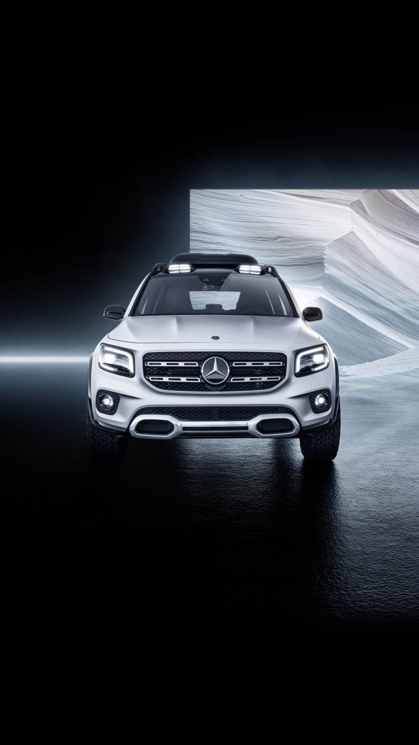Mercedes-Benz Concept GLB unveiled in Shanghai Image #948030