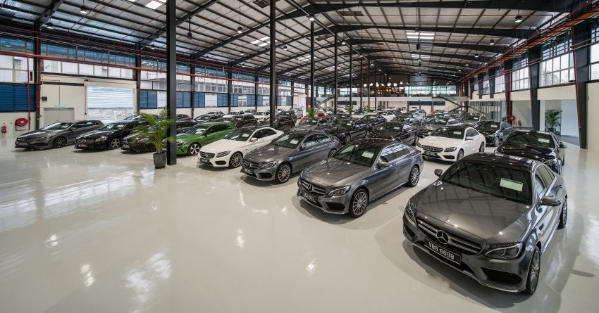 AD: Hap Seng Star Mercedes-Benz Pre-owned Bonanza – Certified vehicles starting from RM158k Image #948452