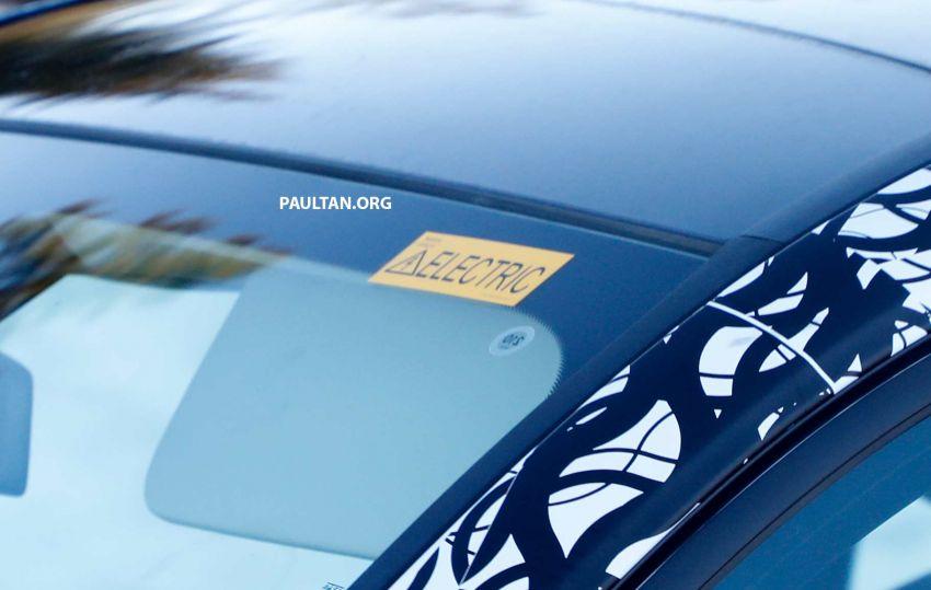 SPYSHOTS: Mercedes-Benz GLB goes fully electric Image #943553