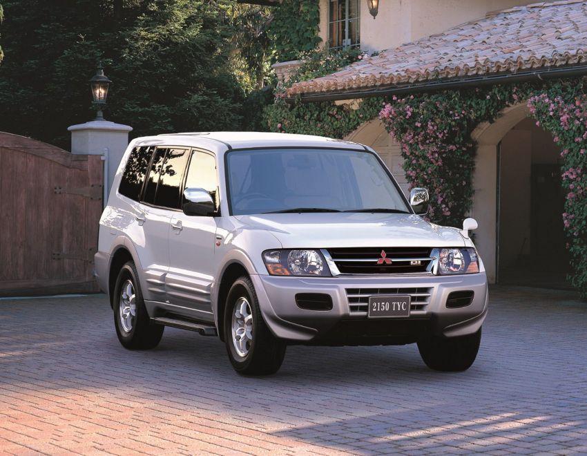 Mitsubishi Pajero Final Edition – a 700-unit farewell Image #953339