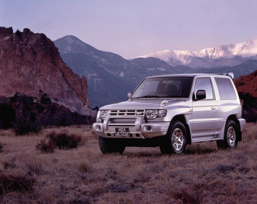 Mitsubishi Pajero Final Edition – a 700-unit farewell Image #953429