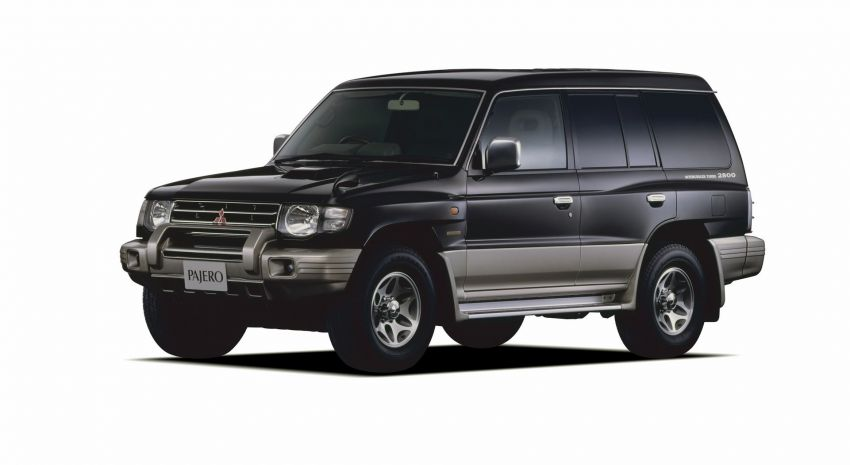 Mitsubishi Pajero Final Edition – a 700-unit farewell Image #953430