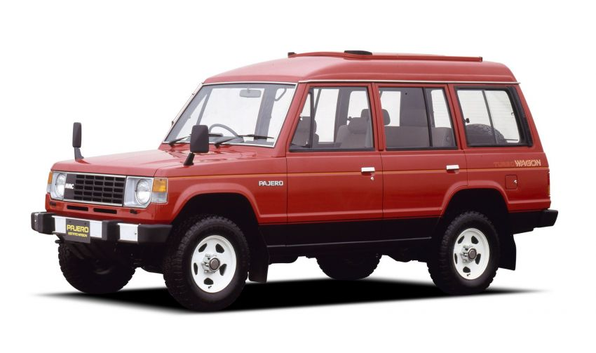 Mitsubishi Pajero Final Edition – a 700-unit farewell Image #953341