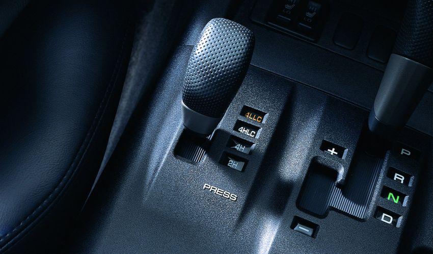 Mitsubishi Pajero Final Edition – a 700-unit farewell Image #953343
