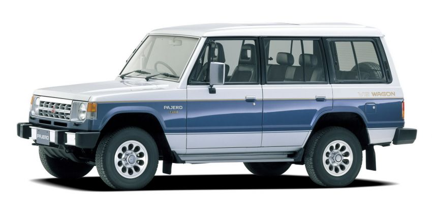 Mitsubishi Pajero Final Edition – a 700-unit farewell Image #953344