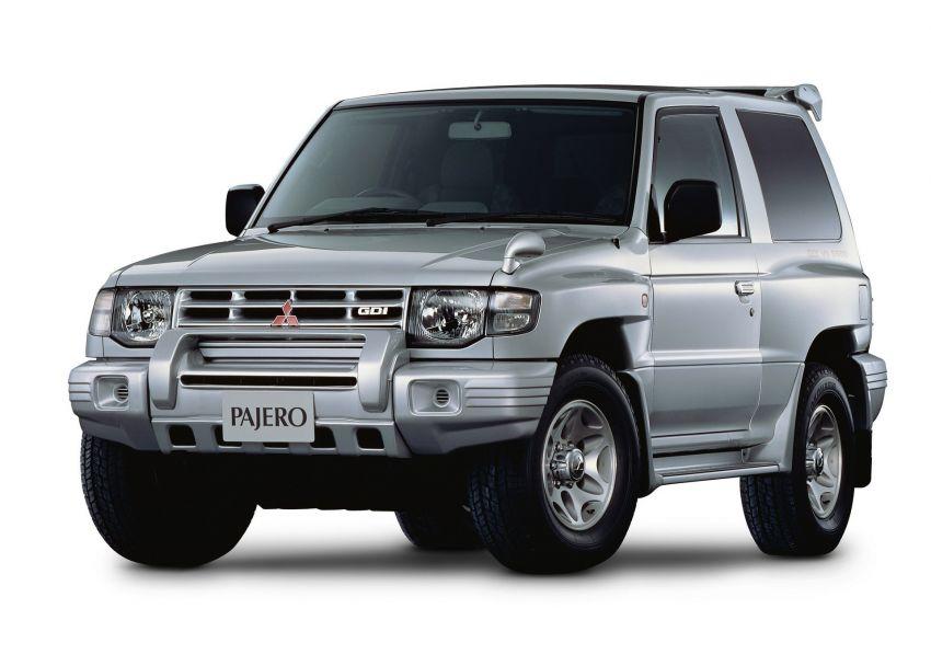 Mitsubishi Pajero Final Edition – a 700-unit farewell Image #953345