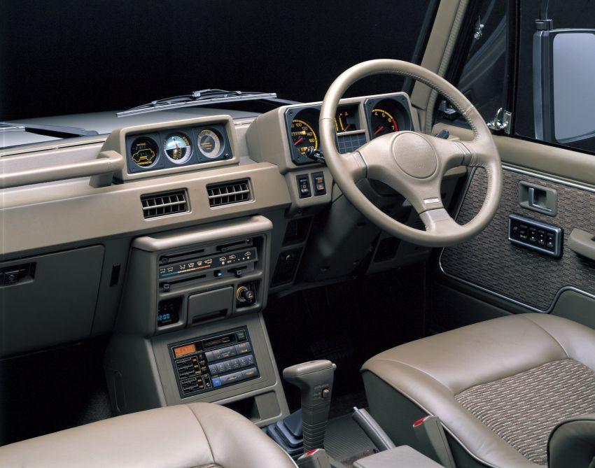Mitsubishi Pajero Final Edition – a 700-unit farewell Image #953348