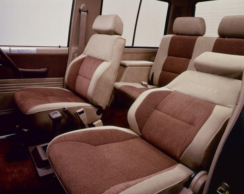 Mitsubishi Pajero Final Edition – a 700-unit farewell Image #953330