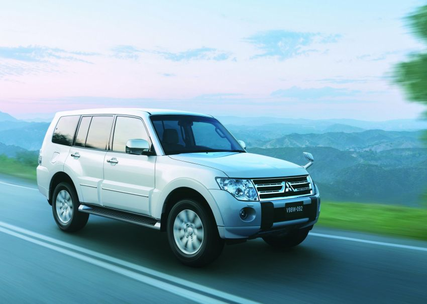 Mitsubishi Pajero Final Edition – a 700-unit farewell Image #953349