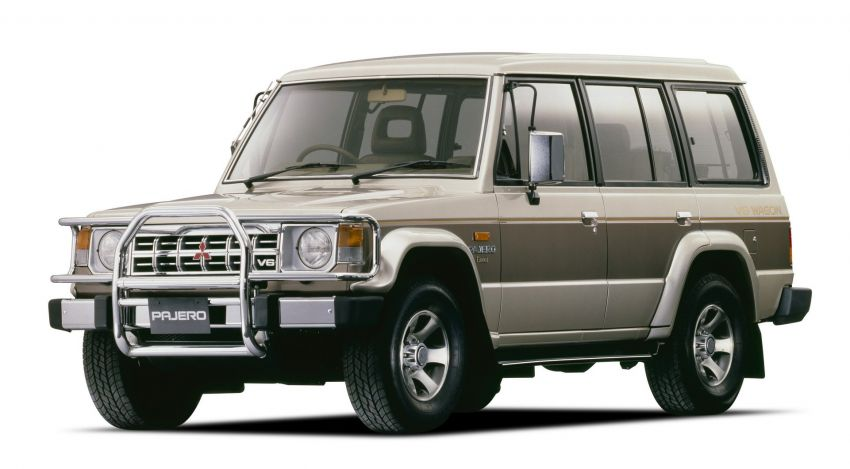Mitsubishi Pajero Final Edition – a 700-unit farewell Image #953350