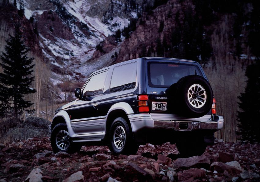 Mitsubishi Pajero Final Edition – a 700-unit farewell Image #953351