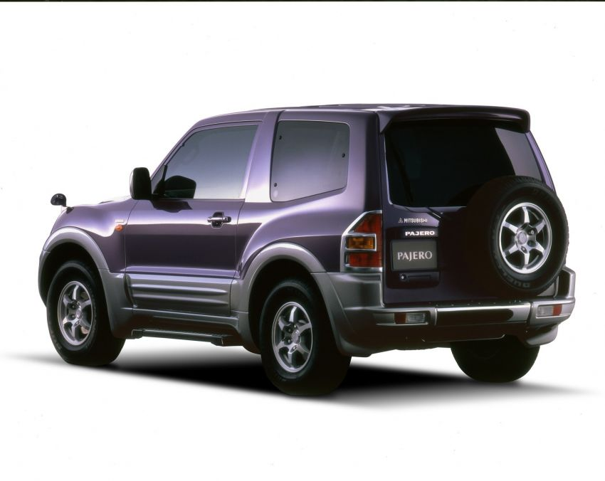 Mitsubishi Pajero Final Edition – a 700-unit farewell Image #953355