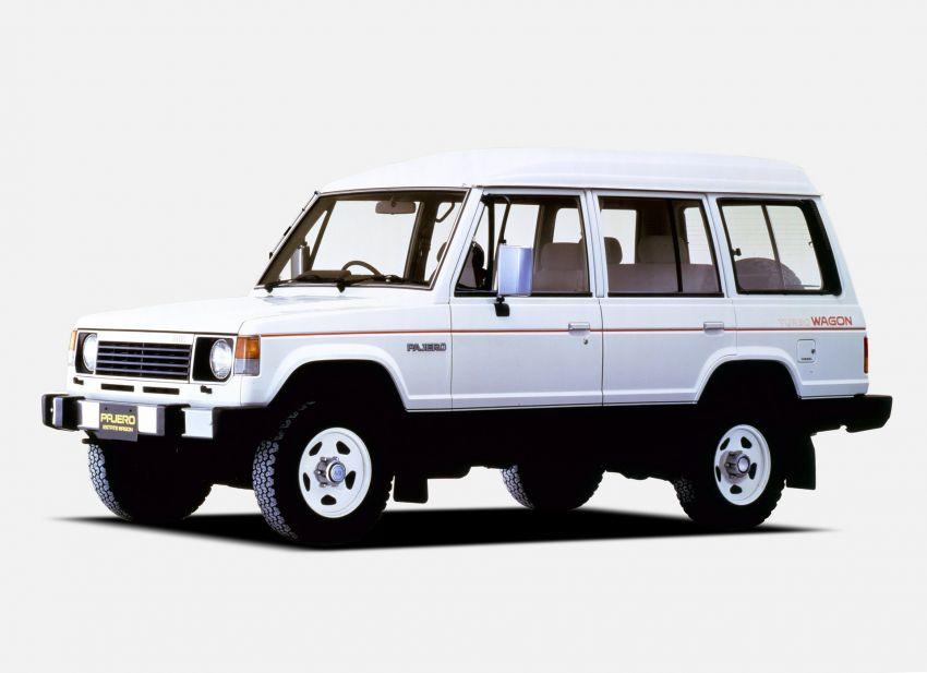 Mitsubishi Pajero Final Edition – a 700-unit farewell Image #953356