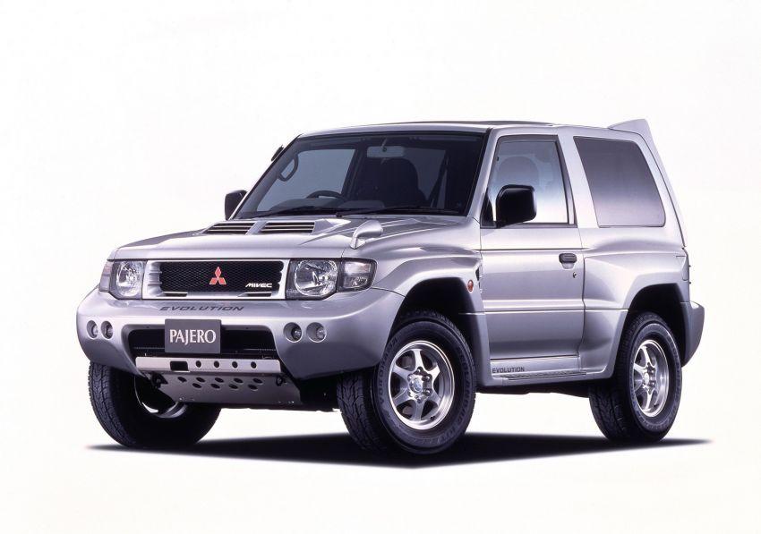 Mitsubishi Pajero Final Edition – a 700-unit farewell Image #953357