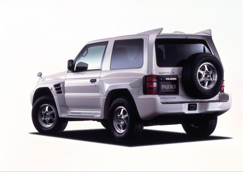 Mitsubishi Pajero Final Edition – a 700-unit farewell Image #953364