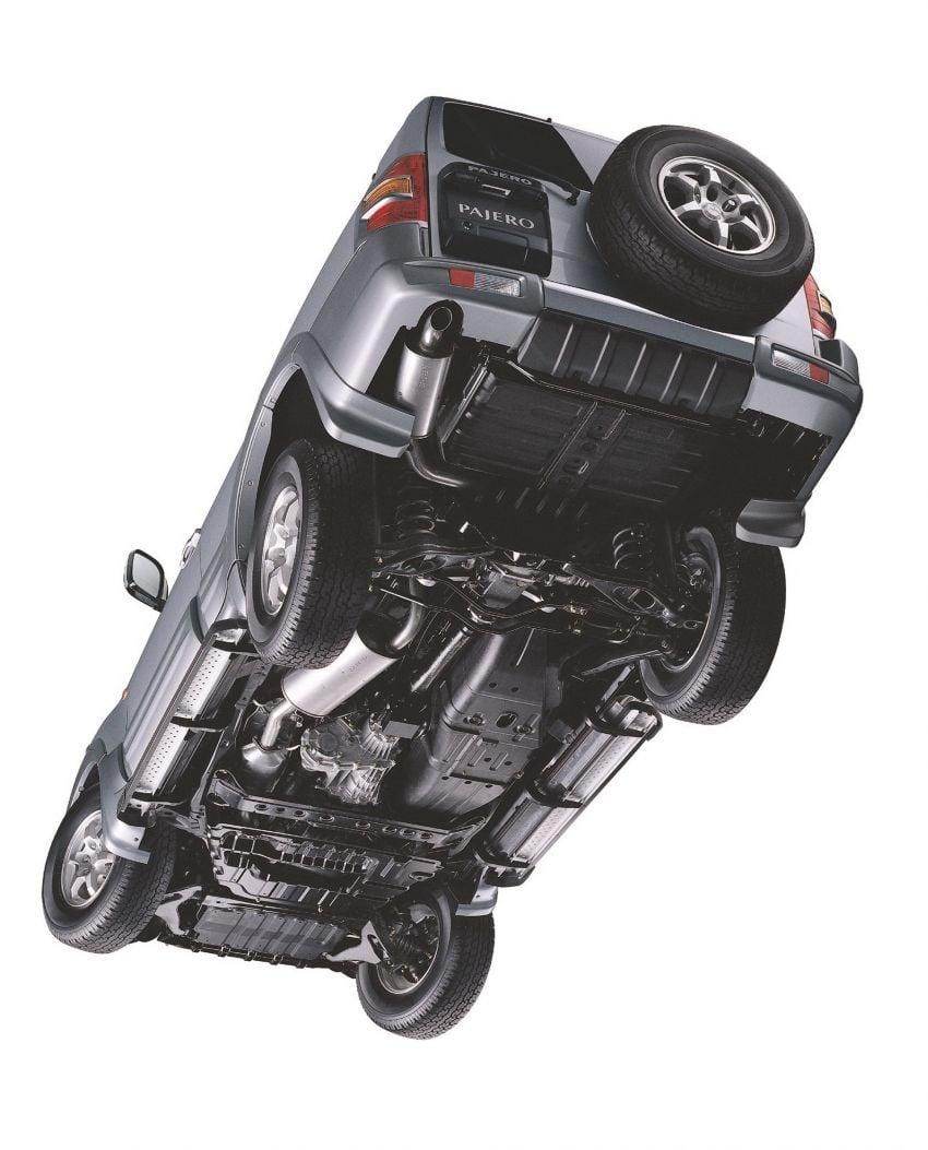 Mitsubishi Pajero Final Edition – a 700-unit farewell Image #953367