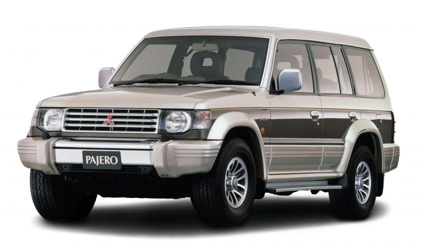 Mitsubishi Pajero Final Edition – a 700-unit farewell Image #953371