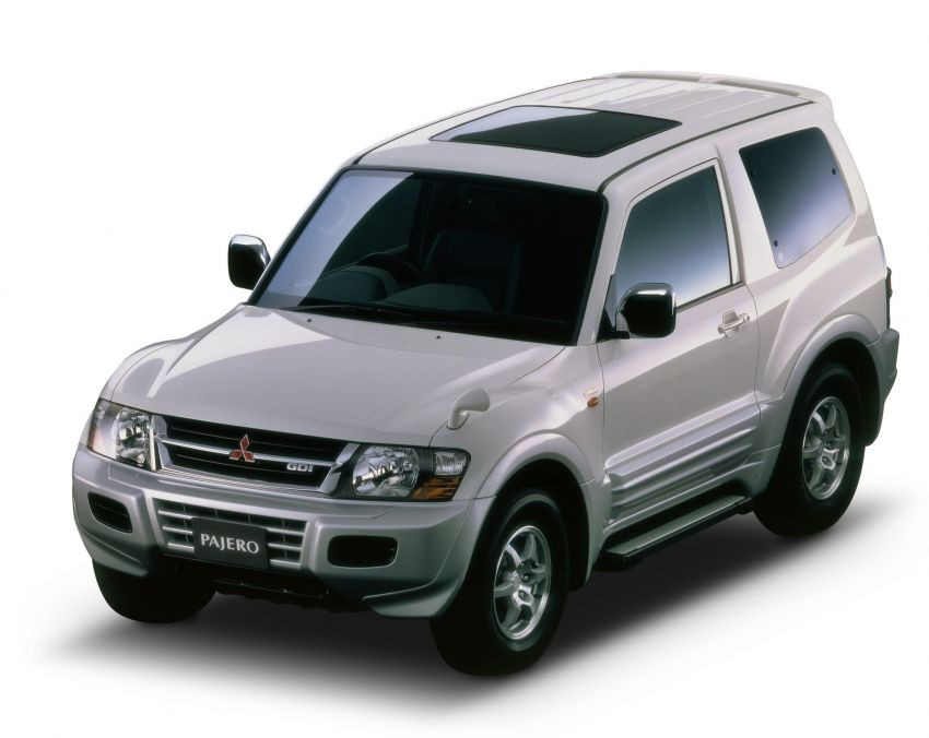 Mitsubishi Pajero Final Edition – a 700-unit farewell Image #953374