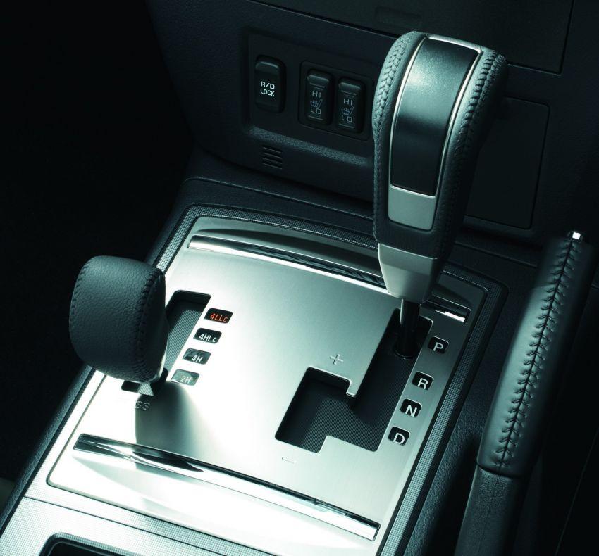 Mitsubishi Pajero Final Edition – a 700-unit farewell Image #953376
