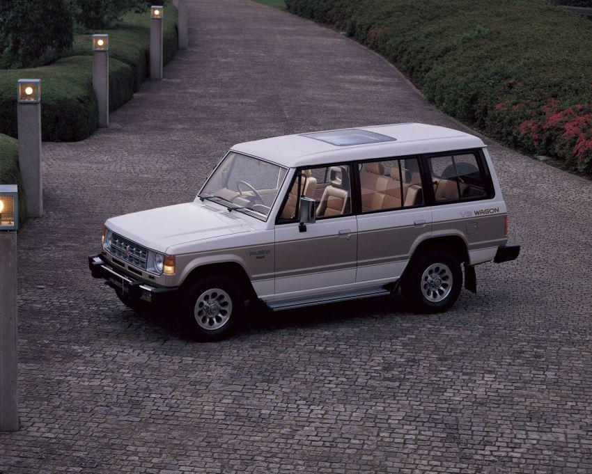 Mitsubishi Pajero Final Edition – a 700-unit farewell Image #953385